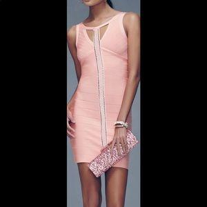 Bebe bandage pink blush xs size